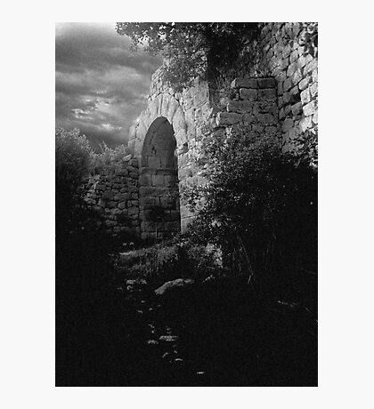 CHATEAU DE FORCALQUEIRET 3 Photographic Print
