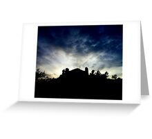 CHATEAU DE FORCALQUEIRET 2 Greeting Card