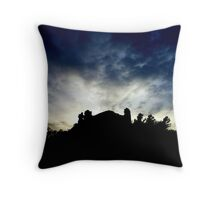 CHATEAU DE FORCALQUEIRET 2 Throw Pillow