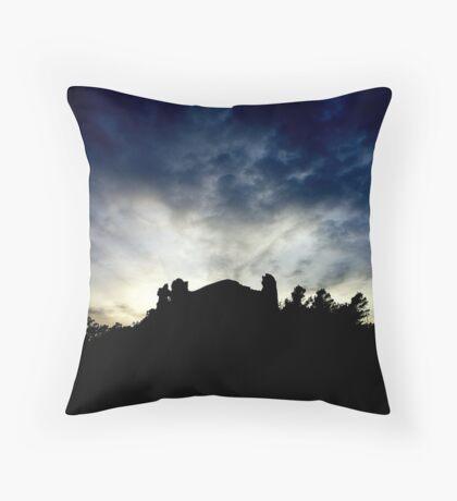 CHATEAU DE FORCALQUEIRET 2 Throw Pillow