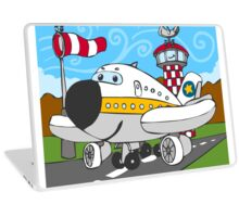 Funny Airplane Laptop Skin