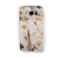 nougat in winter Samsung Galaxy Case/Skin