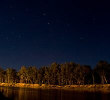 River Murray by Darren Wright