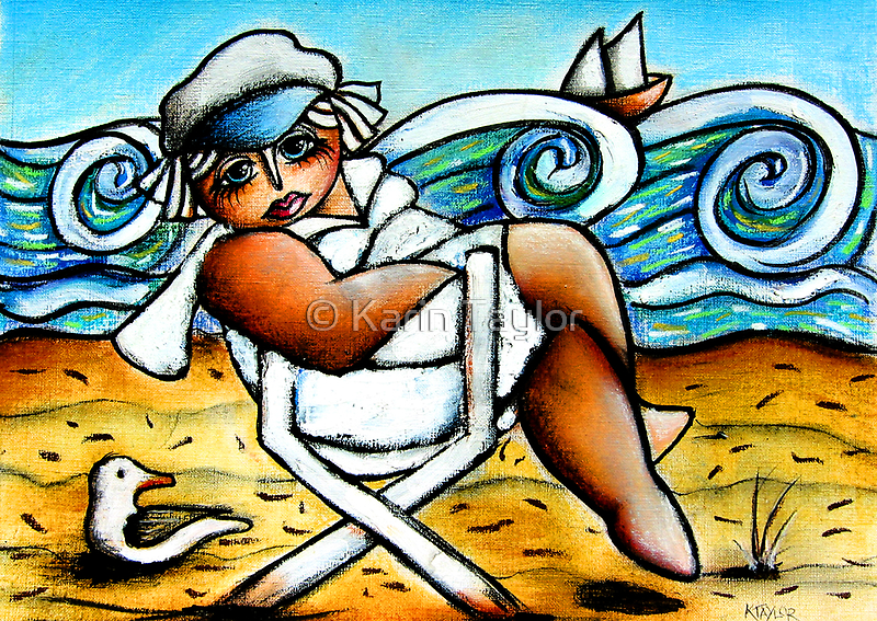 Ship Ahoy! by © Cassidy (Karin) Taylor