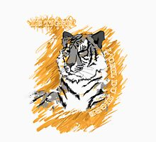 French Tiger Unisex T-Shirt