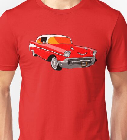 Fresh prince of Chevy Bel Air Unisex T-Shirt