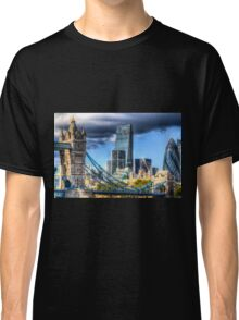 Tower Bridge and the City Classic T-Shirt