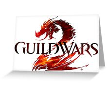 Guild Wars Greeting Card