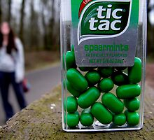 tic tacs by prescott mccarthy