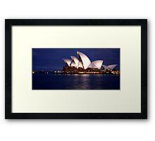 Still Call Australia Home Framed Print