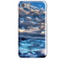 Heavy clouds #3 iPhone Case/Skin