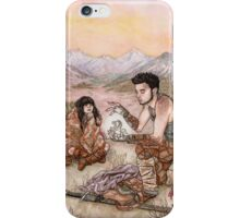Unuusual Companions ... iPhone Case/Skin
