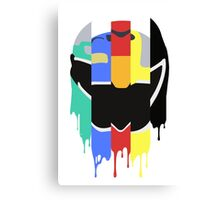 PR! Canvas Print