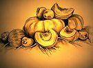 pumpkins by dimarie