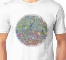 moonmap Unisex T-Shirt