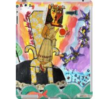 Belladonna, Lady of the Rocks iPad Case/Skin