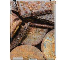 Rusty Treasure #1 iPad Case/Skin