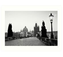 Charles Bridge Art Print