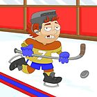 Winter Sports: Ice Hockey by alapapaju
