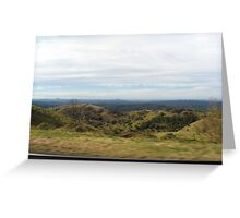 Moving Mountains Greeting Card