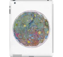 moonmap iPad Case/Skin