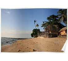 Thailand Landscape 2 Poster