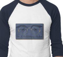 """Watchful Vigil"" Men's Baseball ¾ T-Shirt"