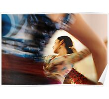 Spanish Dance Poster