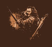 BARD THE BOWMAN by Wizards