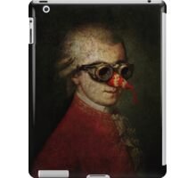 Steampunk Mozart iPad Case/Skin
