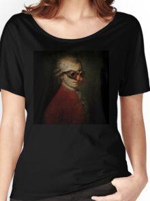 Steampunk Mozart Women's Relaxed Fit T-Shirt