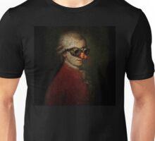 Steampunk Mozart Unisex T-Shirt