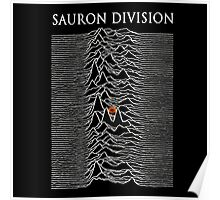 Sauron Division Poster