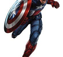 Captain America by imamnurp