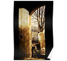 The Kirk Door Poster