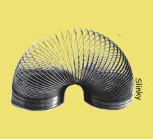 Slinky by Cathie Tranent