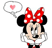 Minnie Mouse by lividlivi