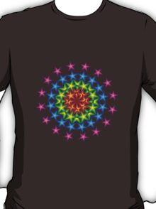 vivid star circles T-Shirt