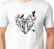 under construction (black and white) Unisex T-Shirt