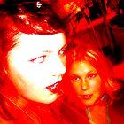 helen and myself by CathySurgeoner
