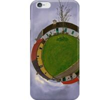 Hanna's Close, County Down (Sky Out) iPhone Case/Skin