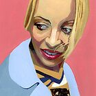 The cameras are inside of me, how can that be? (Nicole Richie) by Ken  Wentworth