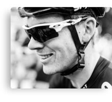 Ben Swift (Team Sky) Canvas Print