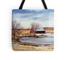 Martin Farm Tote Bag