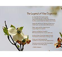 Legend of the Dogwood Photographic Print
