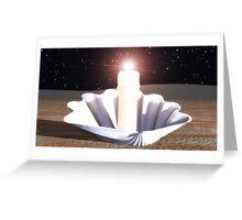 Idée lumineuse / Bright idea Greeting Card