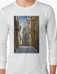 French Solitude Long Sleeve T-Shirt