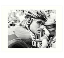 Tejay van Garderen (BMC Racing Team) Art Print