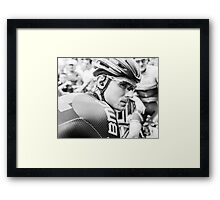 Tejay van Garderen (BMC Racing Team) Framed Print