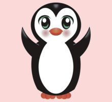 Cute Baby Penguin Kids Clothes